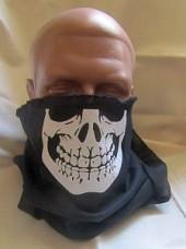 Бандана с черепом
