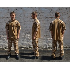 Рубашка Ubacs DDPM короткий рукав оригинал Великобритания