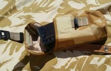 Osprey Подсумок под 2 магазина АК камуфляж DDPM
