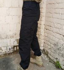 Черные штаны Brotherhood Urban тактический крой ACU