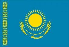 Казахстан флаг 60см
