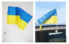 Купить Автомобільний прапорець Україна в интернет-магазине Каптерка в Киеве и Украине
