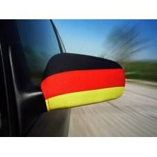 Автофлаги на зеркала Германия
