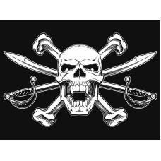 Прапор JOLLY ROGER