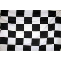 Автогоночный флаг Старт-финиш
