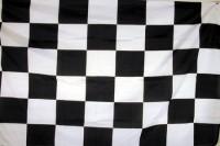 Флаг на автогонки Старт-финиш 60х40см