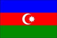 Прапор Азербайджану