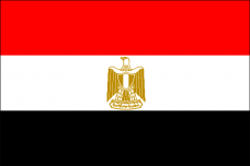 Купить Прапор Єгипту в интернет-магазине Каптерка в Киеве и Украине