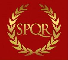 Прапор SPQR