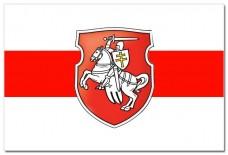 Беларусский флаг Погоня