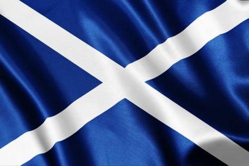 шотландия фото флаг
