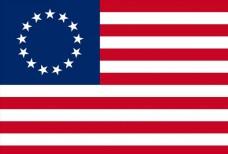 Флаг Американской Революции