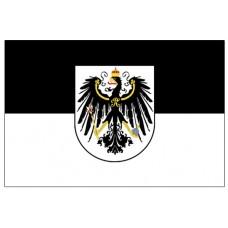 Прапор Східна Пруссія з гебом