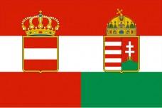 Прапор Австро-Угорщини