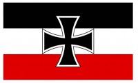 Прапор гюйс Кайзерліхмаріне (Імператорські військово-морські сили Німеччини)