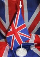 Флаг Великобритании настольный флажок