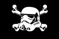 Флаг Имперский Штурмовик