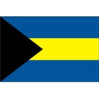 Прапор Багамських Островів