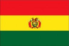 Прапор Болівії