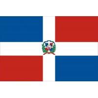 Прапор Домініканської Республіки