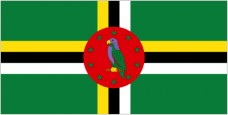 Прапор Домініки
