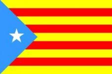 Прапор Каталонії націоналистичний