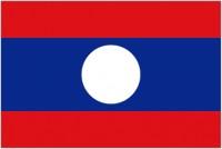 Прапор Лаосу