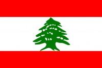 Прапор Лівану