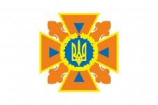 Купить Флаг ДСНС України - флажна сітка в интернет-магазине Каптерка в Киеве и Украине
