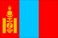 Прапор Монголії