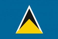 Прапор Сент-Люсії