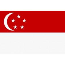 Прапор Сінгапуру