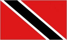 Флаг Тринидад и Тобаго