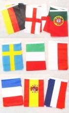 Флажки стран ЕВРО