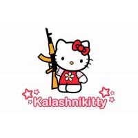 Флаг Kalashnikitty