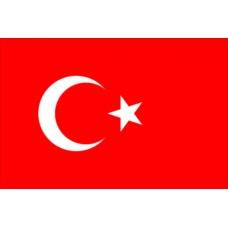 Автомобильный флажок Турции
