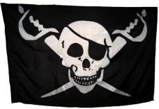 Купить Прапор з черепом і шаблями в интернет-магазине Каптерка в Киеве и Украине