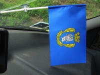 Автомобильнний прапорець Киев