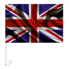 Великобритания автомобильный флажок