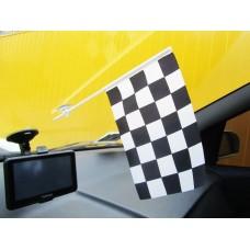 Авто прапор старт-фініш