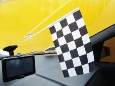 Автомобільнийпрапорець старт-фініш