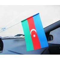 Автомобильный флажок Азербайджан