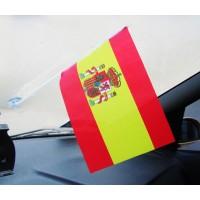 Автомобільний прапорець Іспанія