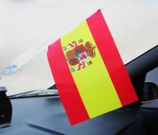 Автомобильный флажок Испании