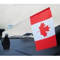 Канада флажок в авто