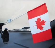 Купить Канада флажок в авто в интернет-магазине Каптерка в Киеве и Украине