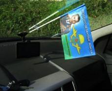 Маргелов Автомобильный флажок