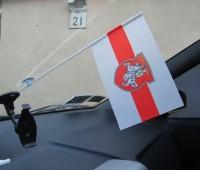 Автомобільний прапорецьПогоня Білорусь