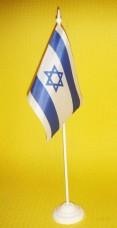 Купить Ізраїль настільний прапорець в интернет-магазине Каптерка в Киеве и Украине