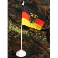 Німеччина настільний прапорець з гербом